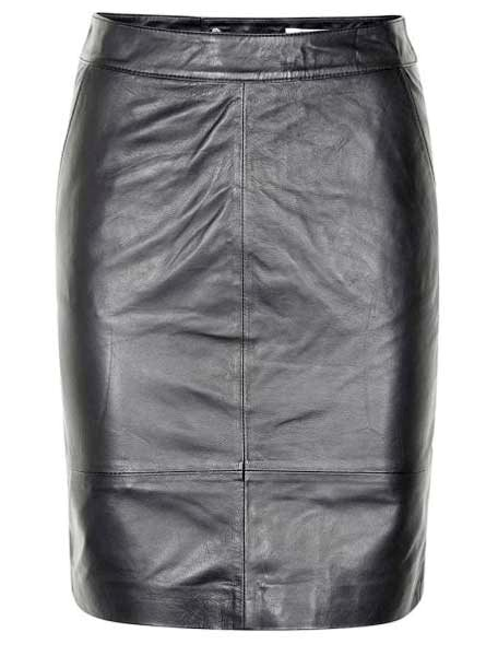 Gestuz Char Skirt Black