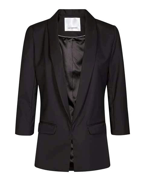 Co Couture Andrea Blazer Black
