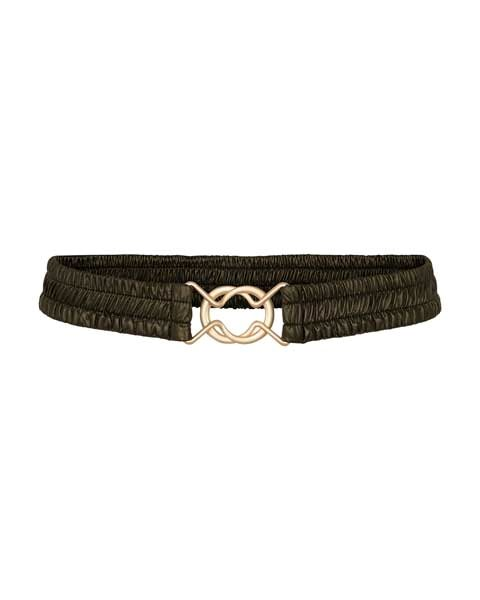 Co Couture Bira Belt army