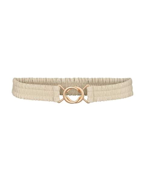Co Couture Bira belt off white