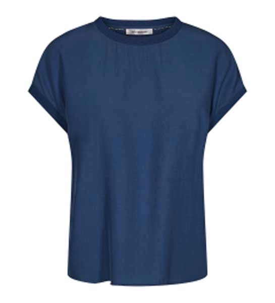 Co Couture New Norma top blue