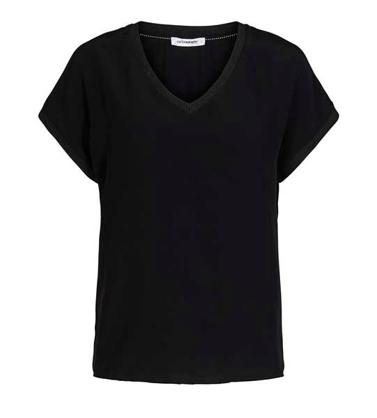Co Couture Norma V-Neck Black