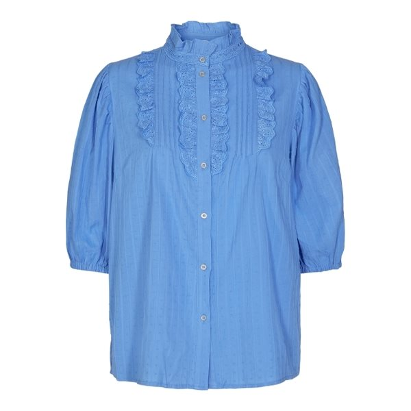 Cocouture Vera Shirt New Blue