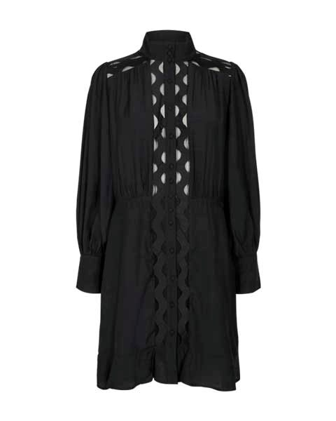 Copenhagen Muse Ultra Dress Black