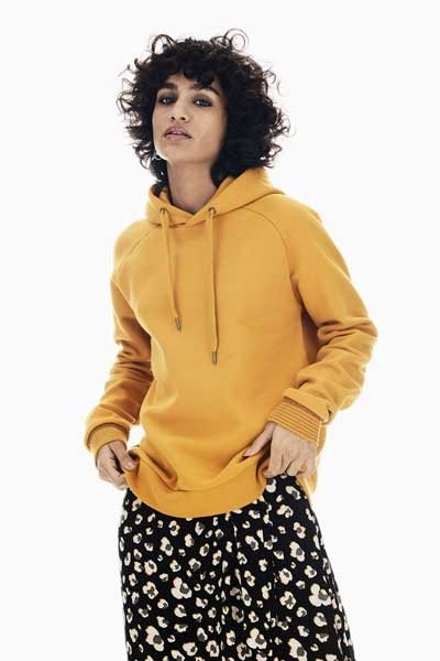 Garcia T00261 Sweat Marigold