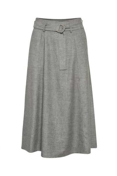 Gestuz ShadiGZ Skirt Grey