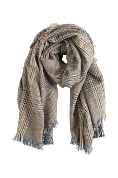 Ichi IASmilla Scarf Brown Sugar