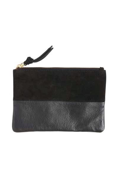 Ichi Iagerda Wallet Black