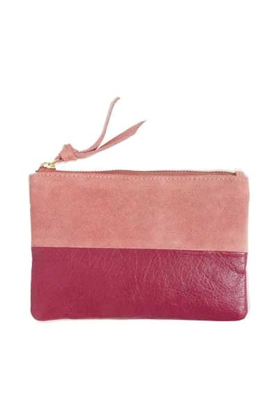 Ichi Iagerda Wallet Rose