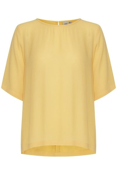 Ichi Marrakech Top Buff Yellow