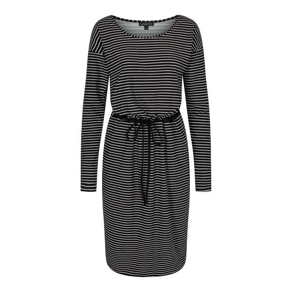 Liberte Alma Dress Black-White
