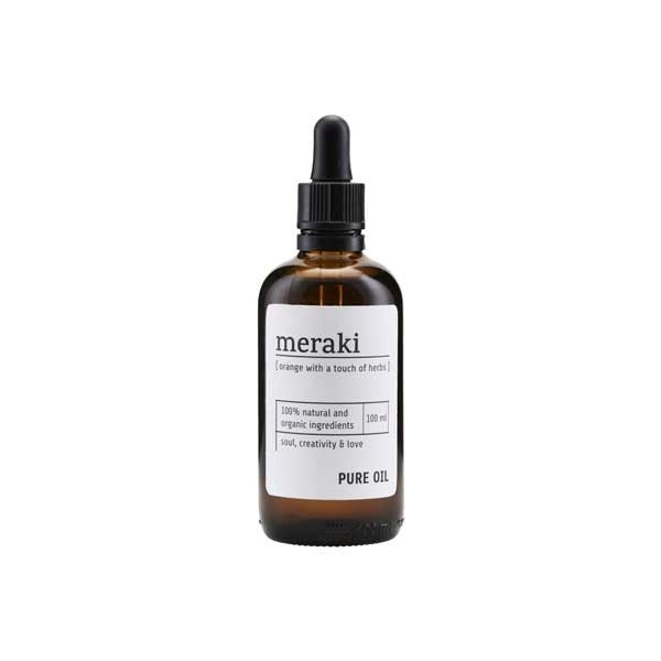 Meraki Pure Oil Orange 100 ML