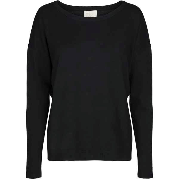 Minus Elne Knit Black