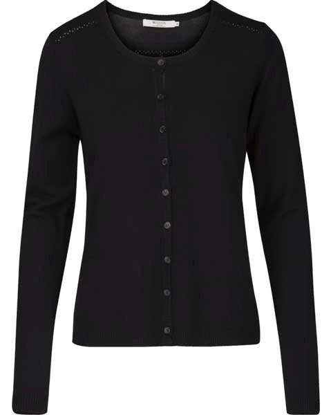 Minus Laura Cardigan Black