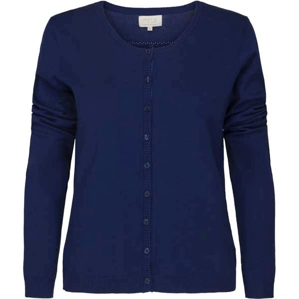 Minus Laura Cardigan Blue Depths