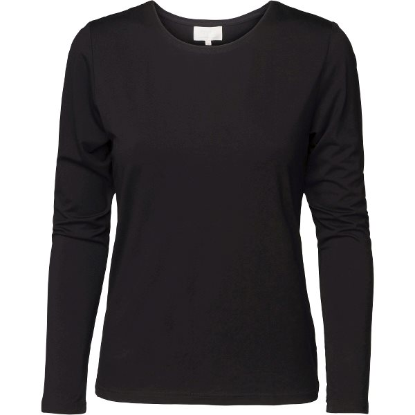 Minus Lyria Ls Tee Black
