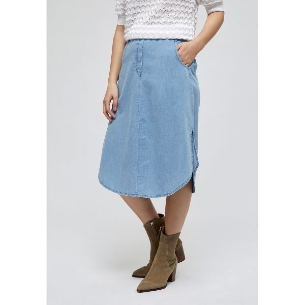 Minus Nikita Skirt Powder Blue