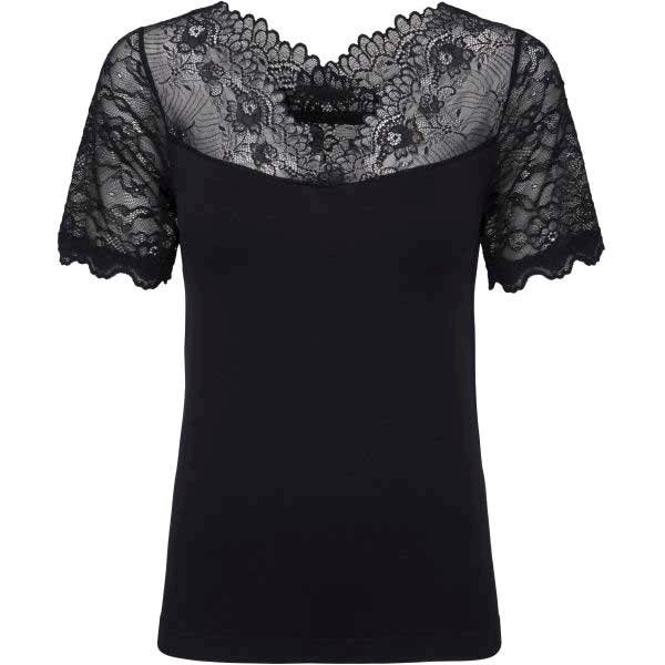 Minus Vanessa Short Sleeve Black