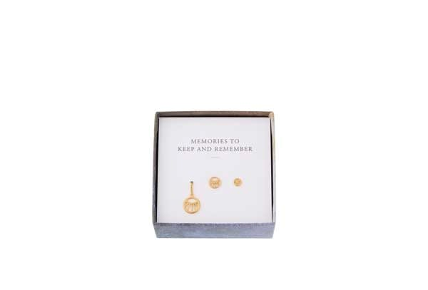Pernille Corydon Dream Earring Box Gold