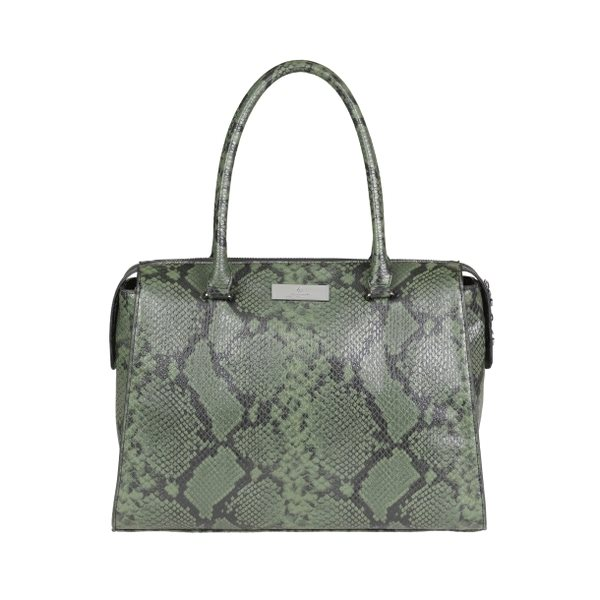 Rosemunde B0206 Bag Phyton Green