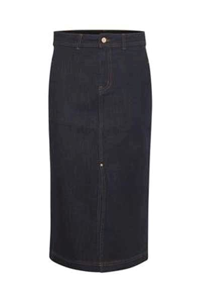 Saint Tropez Emeli skirt dark denim