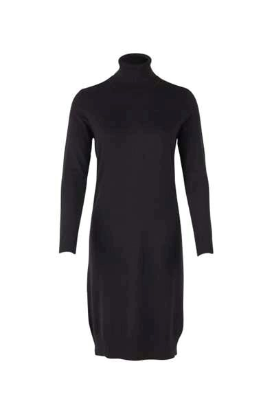 Saint Tropez U6801 Knit Dress Black