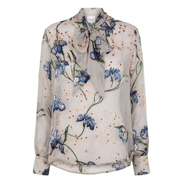 Second Female Amaryllis Blouse Blue
